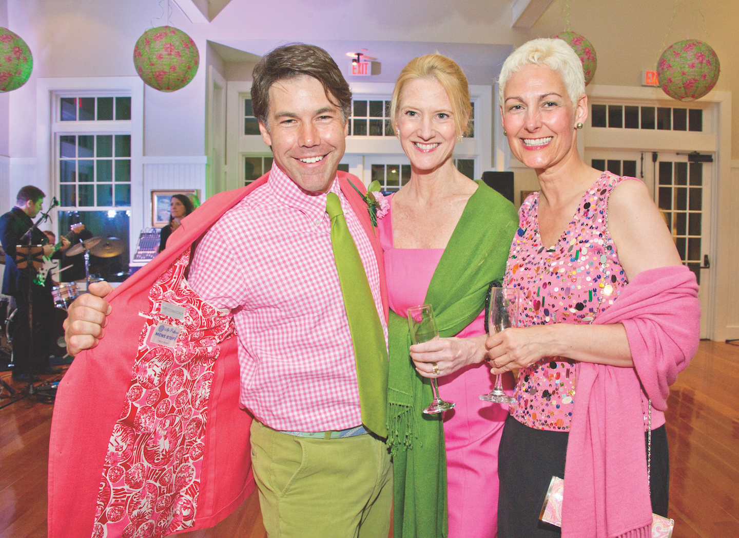Pink & Green Weekend — a celebration of spring