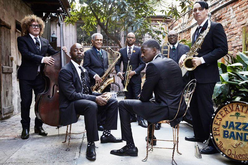 Preservation Hall Jazz Band carries on the New Orleans jazz legacy