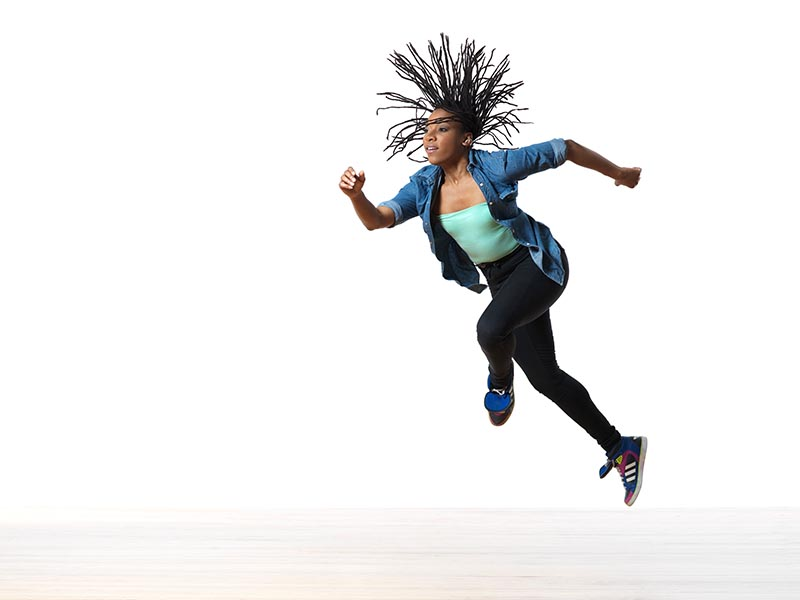 Choreographer Camille Brown explores black women's identity in two performances