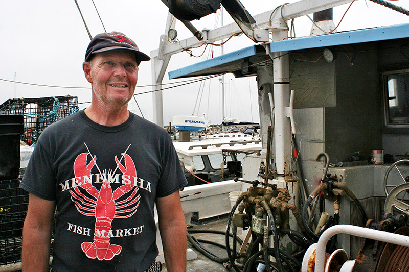 Fishermen tell us how (and why) they cook their catch