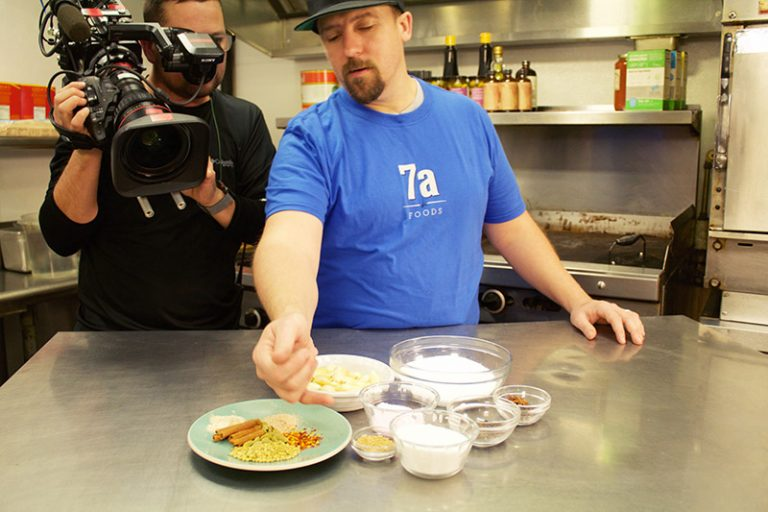 Travel Channel features local chef Dan Sauer