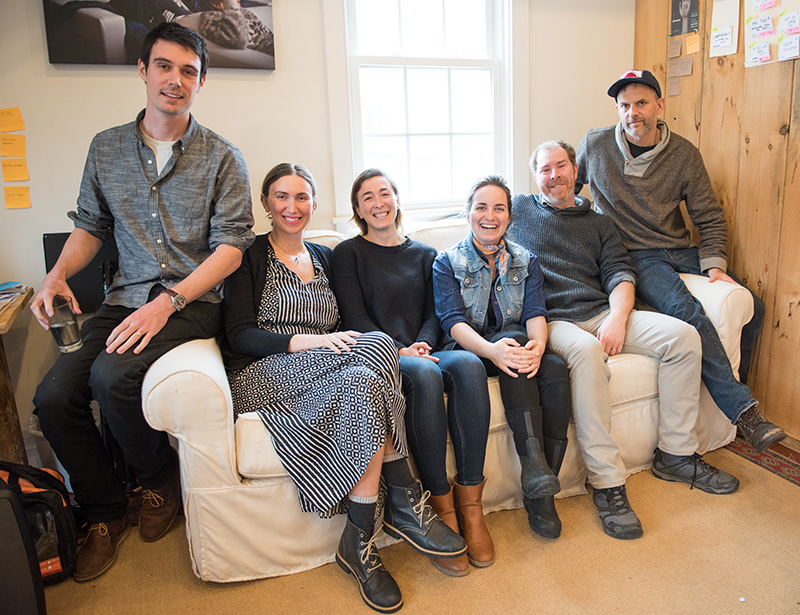 Behind the scenes at the Martha's Vineyard Film Festival
